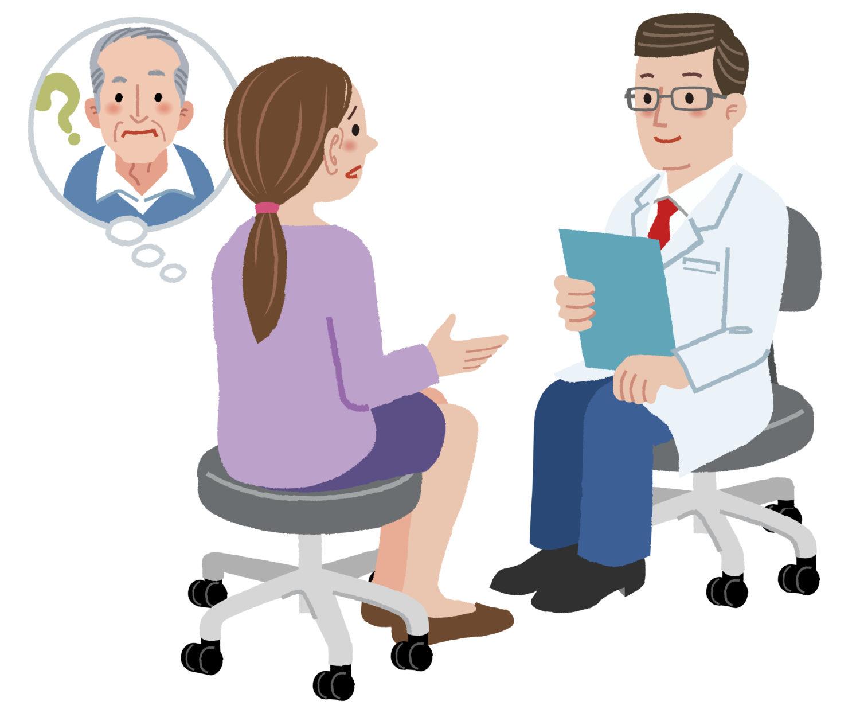 まずは医師の診断を受け、所有者の症状を把握しよう
