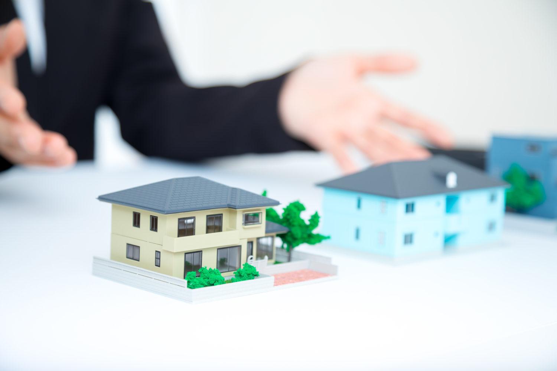 不動産売却における「仲介」と「買取」の違い