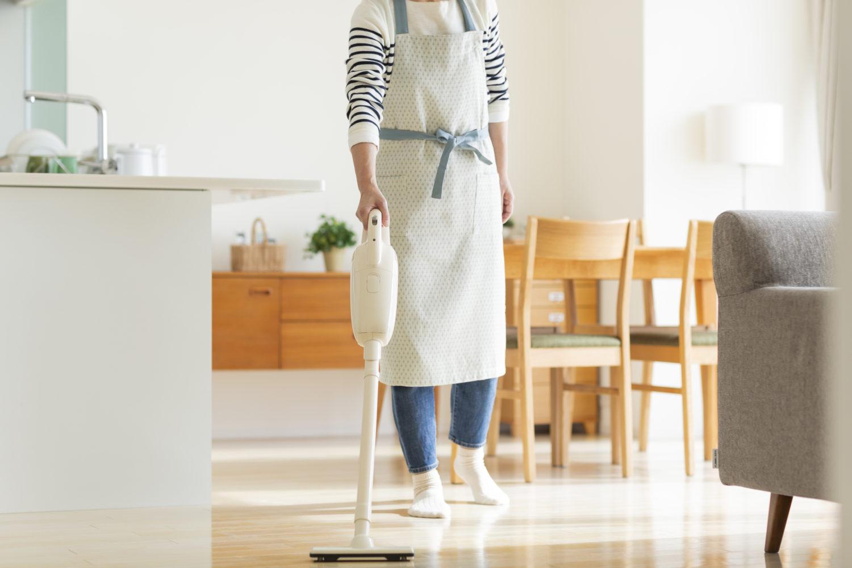 売却の内覧時には、室内の整理整頓・掃除を徹底する!