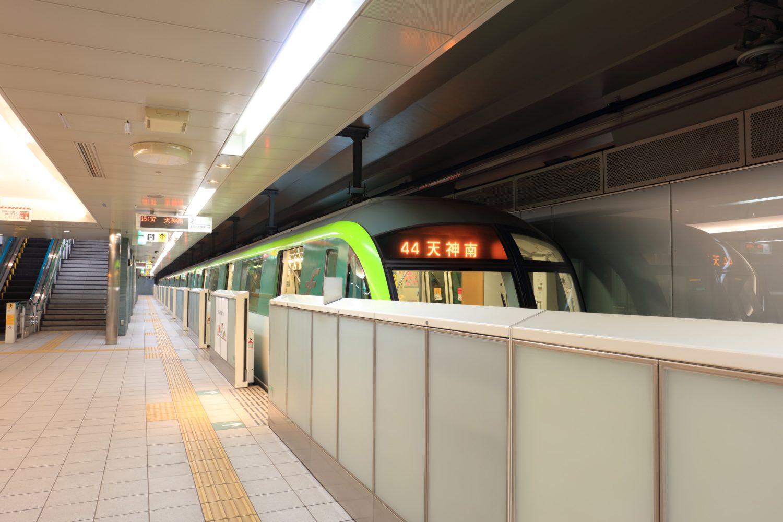 地下鉄七隈線