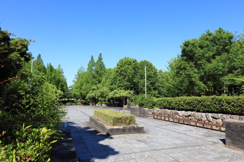 春日市の公園・市役所・病院など