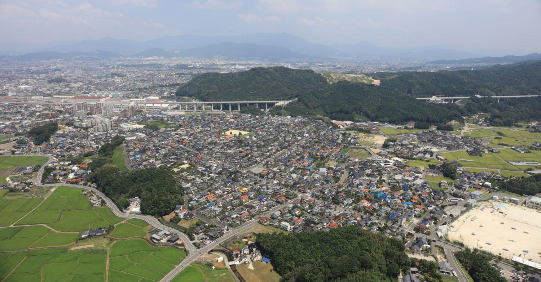 福岡県那珂川市の概要・アクセス(乗り入れ路線・道路)